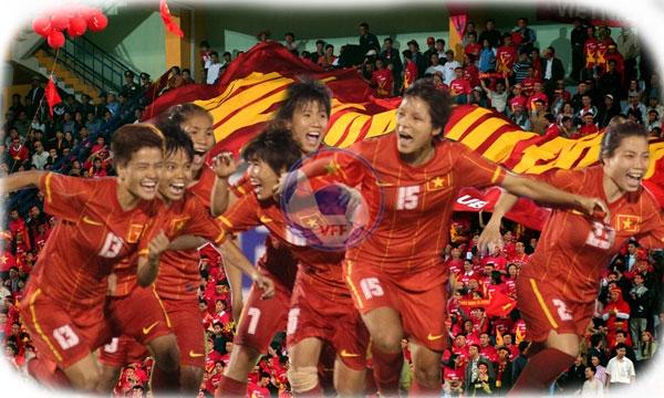 Ngày 14/5 khai mạc Vòng chung kết Asian Cup nữ 2014