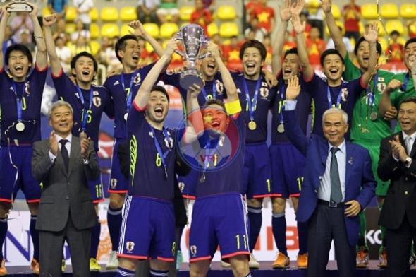 Chung kết Futsal châu Á 2014: Nhật Bản bảo vệ thành công ngôi vô địch
