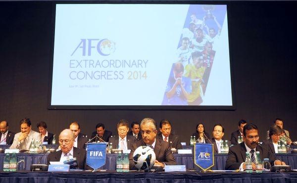 Đại hội bất thường AFC 2014 thông qua nhiều quyết nghị quan trọng