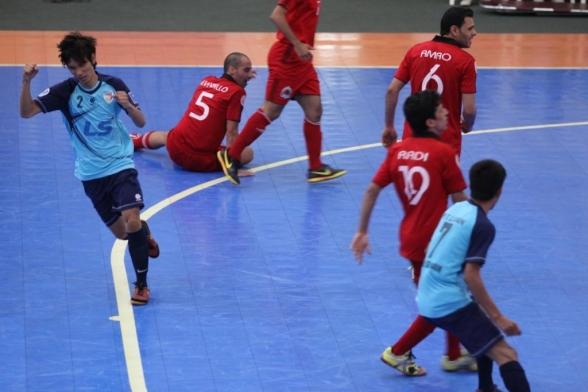 Lịch thi đấu của CLB Thái Sơn Nam tại VCK AFC Futsal Club 2013