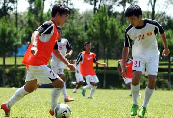 Danh sách ĐT U19 QG tập trung chuẩn bị tham dự giải U19 Đông Nam Á 2013