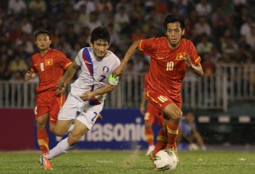 ĐT Việt Nam thi đấu giao hữu với Tuyển SV Hàn Quốc vào ngày 2/3/2014