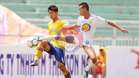 Lịch thi đấu VCK giải U17 QG Báo Bóng đá - Cúp Thái Sơn Nam 2014
