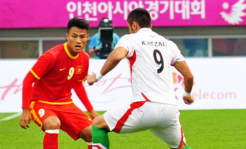 Bóng đá nam Asiad 17 (bảng H): Xuất sắc đánh bại Iran 4-1, Việt Nam rộng cửa tiến vào vòng 1/8
