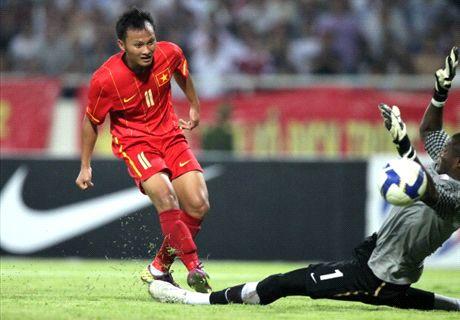 Vòng loại Asian Cup 2015: ĐT Việt Nam thua ĐT Uzbekistan 1-3
