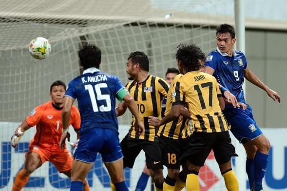 Trận chung kết lượt về AFF Suzuki Cup 2014 được chuyển đến SVĐ Bukit Jalil