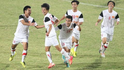 ĐT U19 Việt Nam giành giải thưởng Fairplay năm 2013