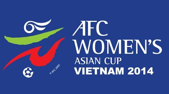 Ngày 10/5 bắt đầu bán vé xem các trận đấu tại VCK Asian Cup nữ 2014
