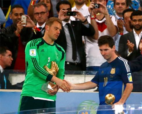 Bốn cầu thủ xứng đáng nhận Quả bóng Vàng hơn Messi