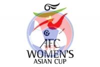 Lịch thi đấu Vòng chung kết giải bóng đá nữ Vô địch Châu Á 2014 (Dự kiến)
