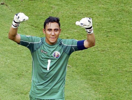 Ứng viên Găng tay vàng World Cup đầu quân cho Real