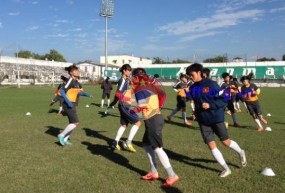 Đội tuyển bóng đá nữ trước trận bán kết SEA Games 27: Không được phép chủ quan