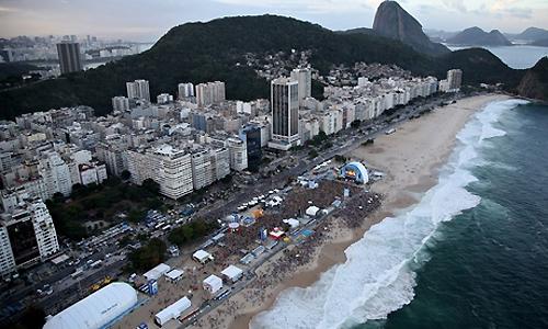 Xong World Cup, Brazil hối hả chuẩn bị cho Olympic 2016