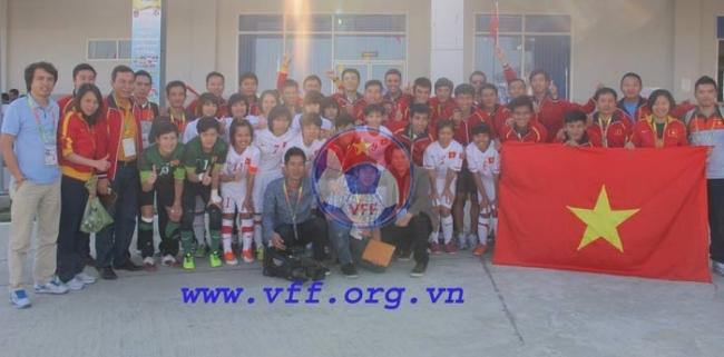 Futsal nữ SEA Games 27 (18/12): Việt Nam vào chung kết sau trận hòa nghẹt thở trước Malaysia