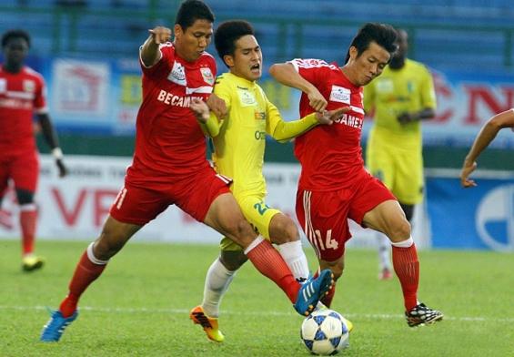 Lịch thi đấu của CLB B.Bình Dương và Hà Nội T&T tại AFC Champions League 2015