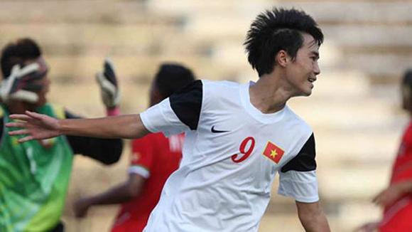 Văn Toàn chói sáng cùng U19 Việt Nam