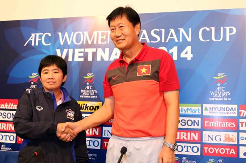 Trận cầu lịch sử của bóng đá nữ Việt Nam