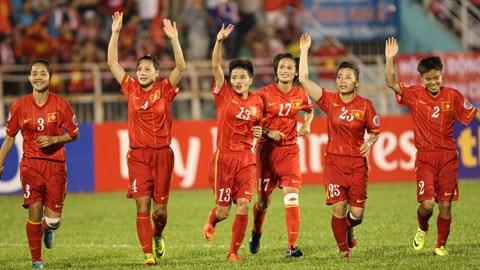 Câu chuyện bóng đá nữ Việt Nam: 30 năm, đôi chân trần & suất World Cup!