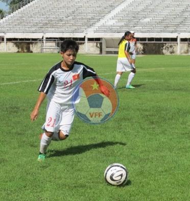 Giải BĐ U19 nữ Đông Nam Á 2014: 19h ngày mai (22/8), tuyển Việt Nam chạm trán chủ nhà Thái Lan
