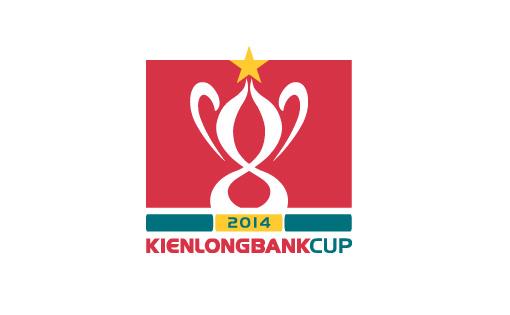 Lịch thi đấu vòng 1/8 giải bóng đá Cúp quốc gia - Kienlongbank 2014