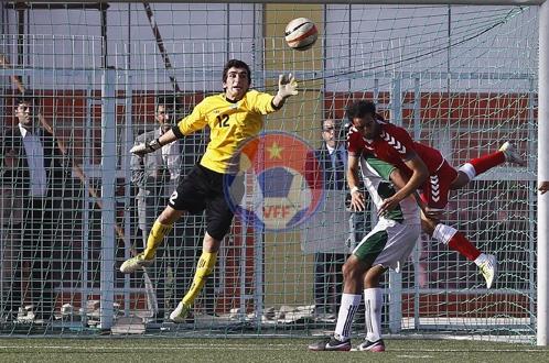 Ngày lịch sử của bóng đá Afghanistan