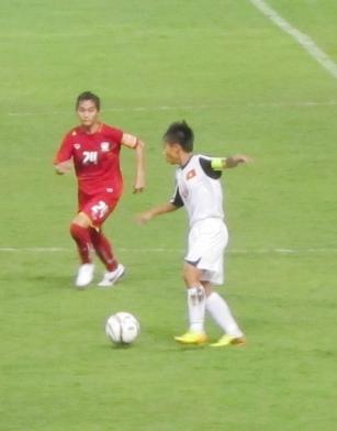 Giải BĐ U19 nữ Đông Nam Á 2014 (22/8): Việt Nam thua sát nút Thái Lan 1-2