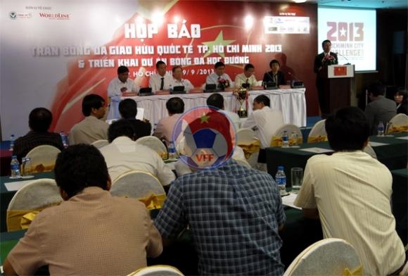 Công bố mệnh giá vé hai trận giao hữu quốc tế U23 Việt Nam gặp CLB U23 Galatasaray và U23 Santos