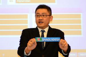 Kết quả bốc thăm vòng loại giải U19 châu Á 2014
