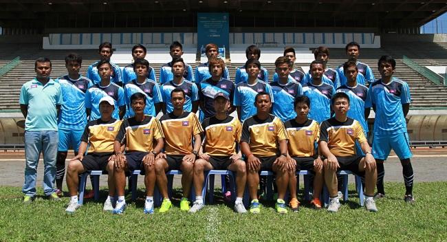 Hướng tới AFF Suzuki Cup 2014: Đội tuyển Campuchia