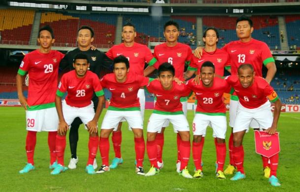 Hướng tới AFF Suzuki Cup 2014: Đội tuyển Indonesia