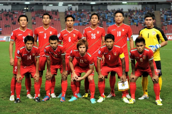 Hướng tới AFF Suzuki Cup 2014: Đội tuyển Myanmar