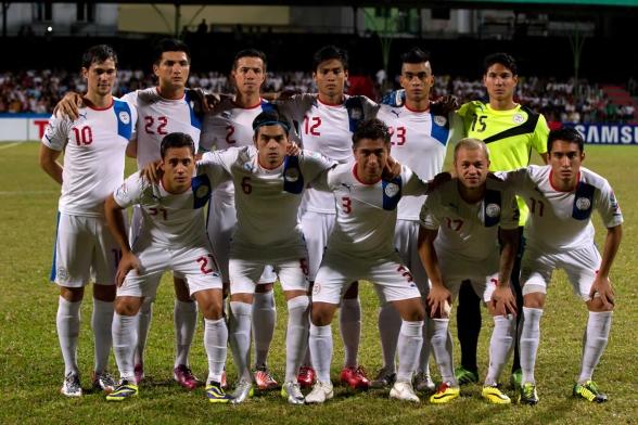 Hướng tới AFF Suzuki Cup 2014: Đội tuyển Philippines