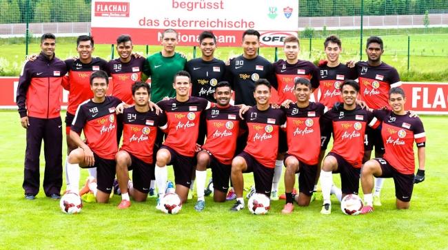 Hướng tới AFF Suzuki Cup 2014: Đội tuyển Singapore