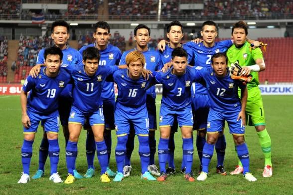 Hướng tới AFF Suzuki Cup 2014: Đội tuyển Thái Lan