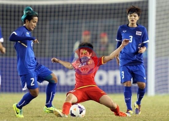 Chuẩn bị VCK Asian Cup nữ 2014: Thông điệp của đội tuyển nữ Thái Lan