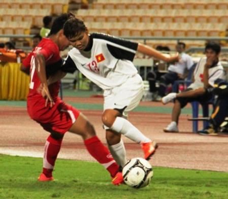 Giải BĐ U19 nữ Đông Nam Á 2014 (24/8): Hòa Myanmar 1-1, U19 nữ Việt Nam vẫn có mặt tại trận chung kết
