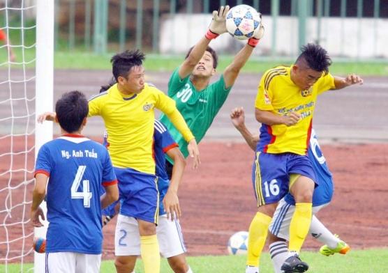 Dự kiến phân bổ thời gian tổ chức các giải bóng đá ngoài chuyên nghiệp quốc gia 2015