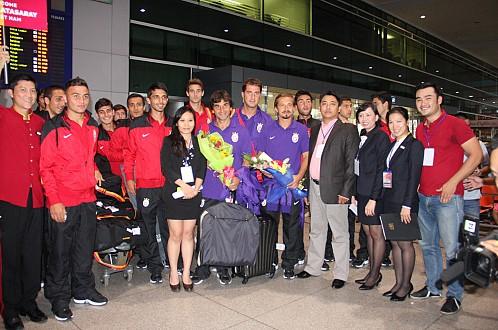 U23 Galatasaray tin sẽ là thử thách lớn đối với ĐT U23 Việt Nam