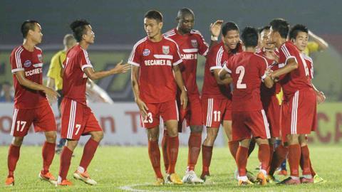 Khai mạc BTV Cup 2013: B.Bình Dương khởi đầu thuận lợi