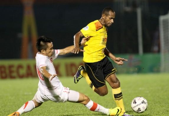 BTV Cup 2013: ĐT U23 Việt Nam chia điểm với Semen Padang FC trận ra quân
