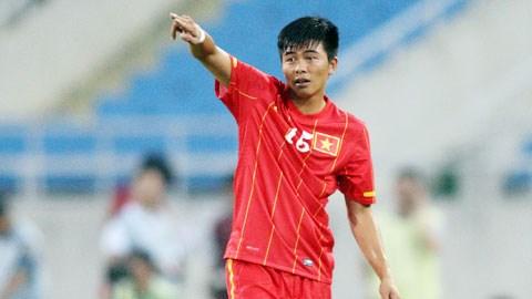 Trung vệ Phạm Mạnh Hùng (U23 Việt Nam): Phía trước là bầu trời