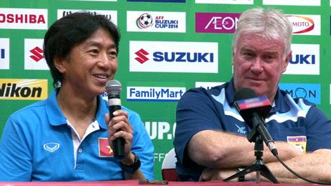 Lịch họp trao đổi thông tin báo chí trước lượt trận thứ ba tại Bảng A (Việt Nam)