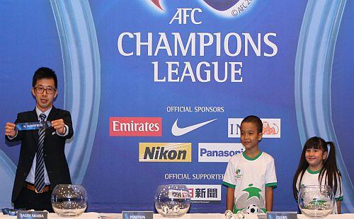 Ngày 11/12/2014, bốc thăm xếp lịch thi đấu AFC Champions League 2015