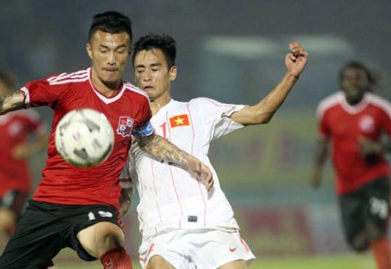 BTV Cup 2013: Vượt qua Đồng Nai, ĐT U23 Việt Nam mở cơ hội vào bán kết