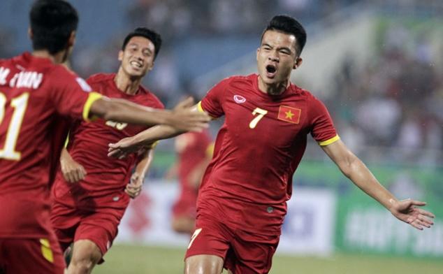 Đánh bại ĐT Philippines, ĐT Việt Nam giành vé vào bán kết với ngôi đầu bảng