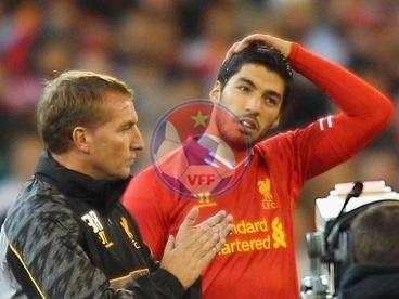 Liverpool hét giá 55 triệu bảng với Arsenal vụ Suarez