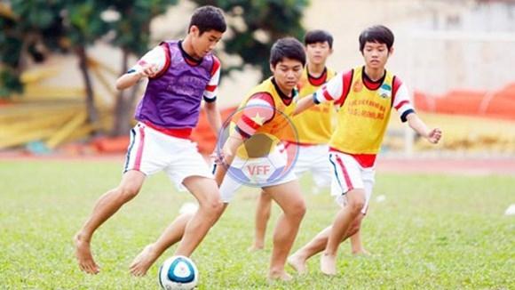 Học viện bóng đá HAGL-Arsenal JMG tuyển sinh: 19 viên ngọc thô vào chung kết