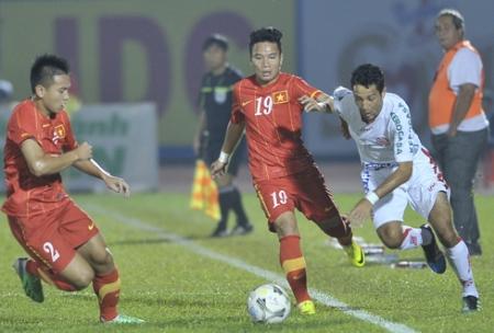 BTV Cup 2013: Chia điểm đáng tiếc, ĐT U23 Việt Nam gặp SV Hàn Quốc tại bán kết