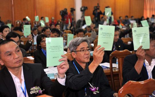 Đại hội LĐBĐVN khoá VII: Quyết tâm tạo bước ngoặt và sự phát triển mới cho bóng đá Việt Nam