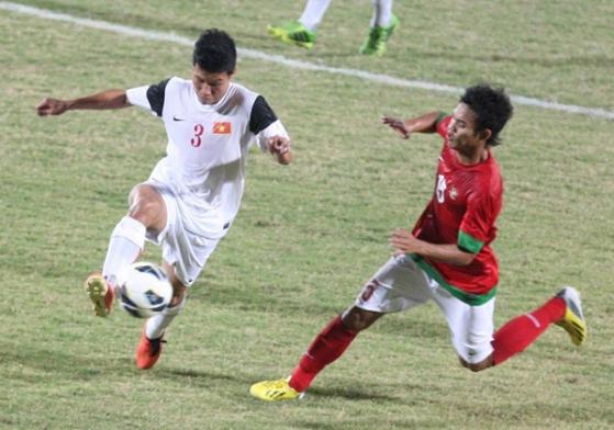 Lịch thi đấu của ĐT U19 Việt Nam tại bảng F- vòng loại U19 châu Á 2014